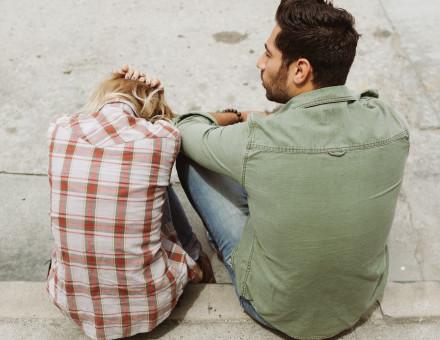 lo psicologo per affrontare la separazione